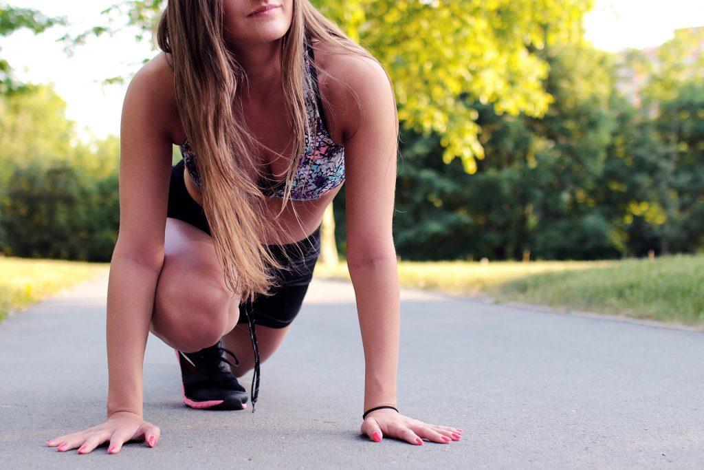 マラソン走り方姿勢