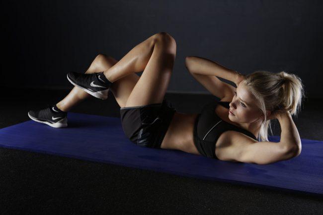 姿勢をよくする筋トレとは?体幹が重要!