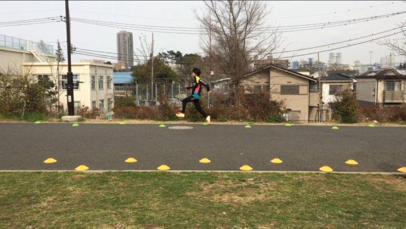 100m 速く走る方法
