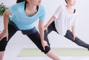 股関節まわりを鍛える!「屈曲・伸展」に関わる筋肉トレーニング