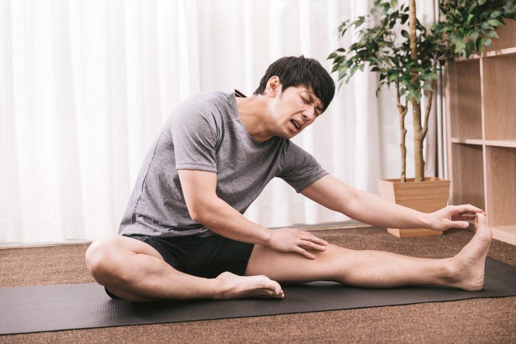 股関節の違和感の原因と改善方法